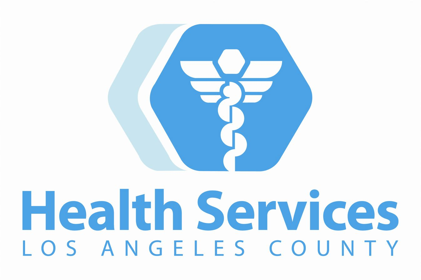 a county health services logo