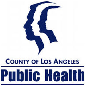 la county department of public health logo