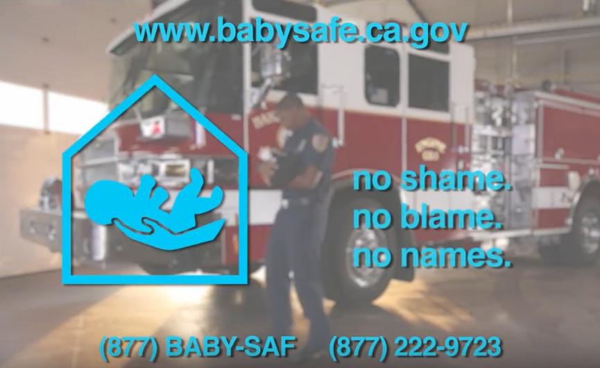 safe surrender baby image