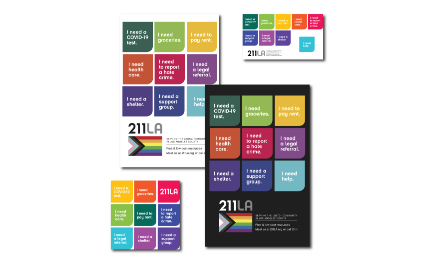 211 LA LGBTQ TOOLKIT PREVIEW