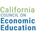California Council on Economic Education's Student Contests Logo